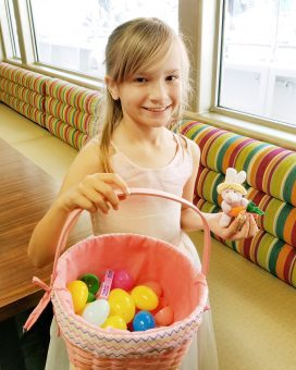 Join us for our Easter Champagne Brunch Cruise with an egg hunt for kids!